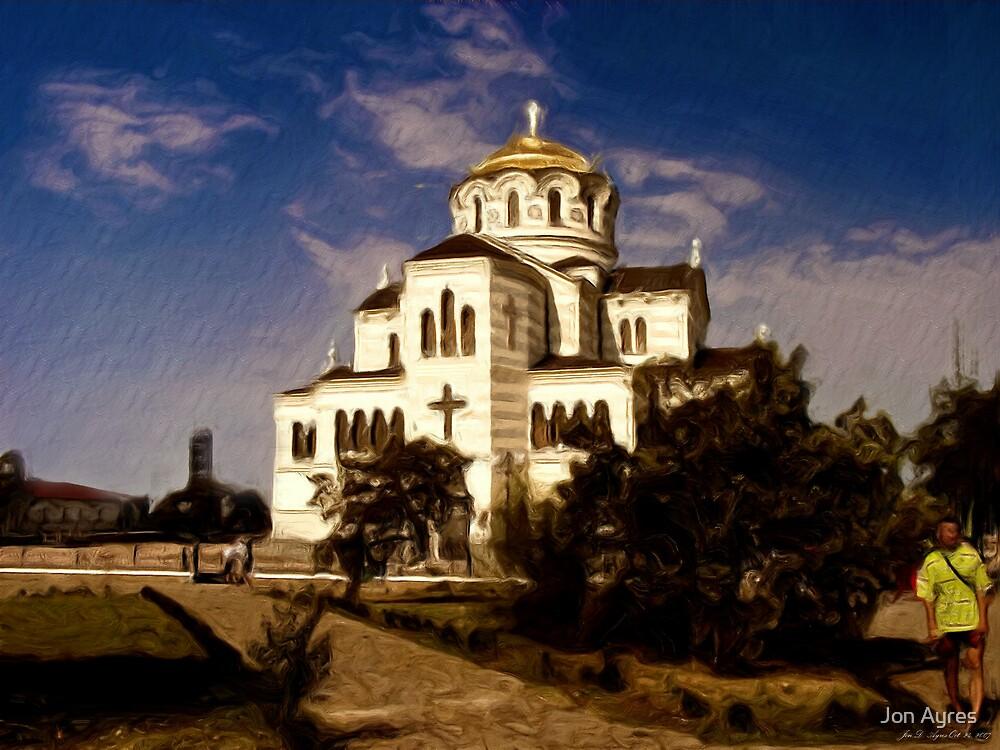 St. Vladimir Cathedral1 by Jon Ayres