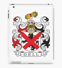 Dell Coat of Arms Coat of Arms iPad Case/Skin