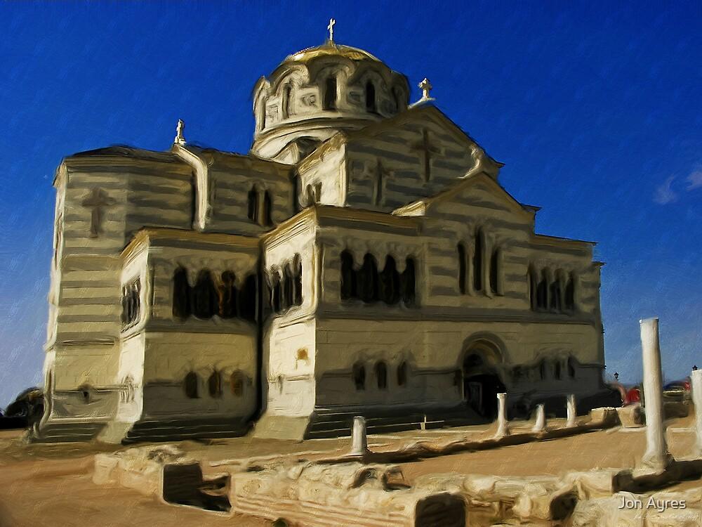 St. Vladimir Cathedral2 by Jon Ayres