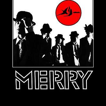 Classic Merry (Visual Kei Band) Japan Edition by Juka08
