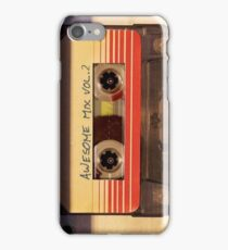 Guardians of the galaxy vol 2 iPhone Case/Skin
