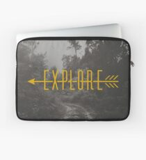 Funda para portátil Explorar (flecha)