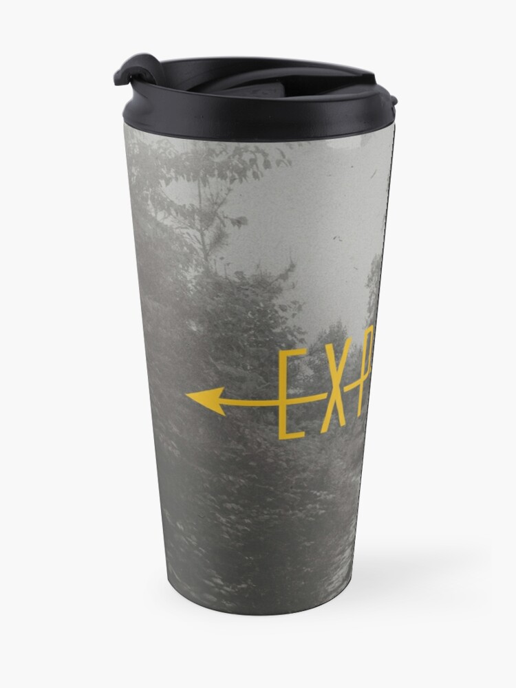 Alternate view of Explore (Arrow) Travel Mug