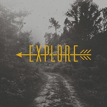 Explore (Arrow) by ZekeTucker