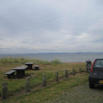 Scottish Seaside by Alchemistress