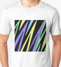 'Lurid Lightning' Artwork Design T-Shirt