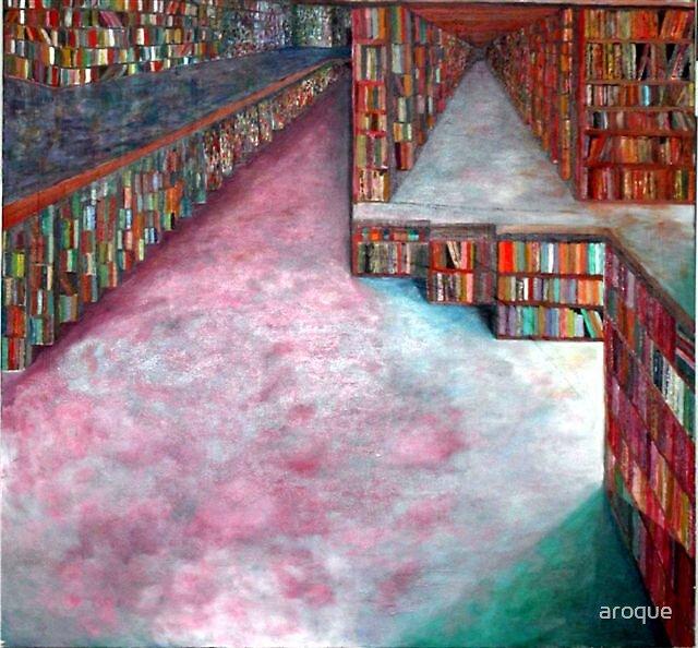 Biblioteca I by aroque