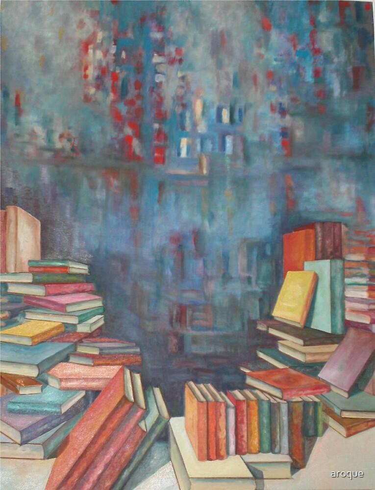 Biblioteca VII by aroque