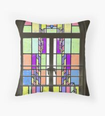 Dingles Art Deco Throw Pillow