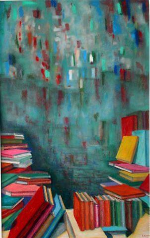 Biblioteca VII A by aroque