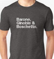 Il Volo [line-up] Unisex T-Shirt