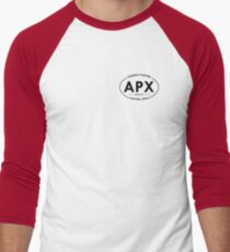 APX Men's Baseball ¾ T-Shirt