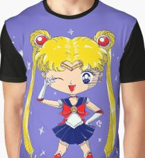 Sailor Moon fanart Graphic T-Shirt