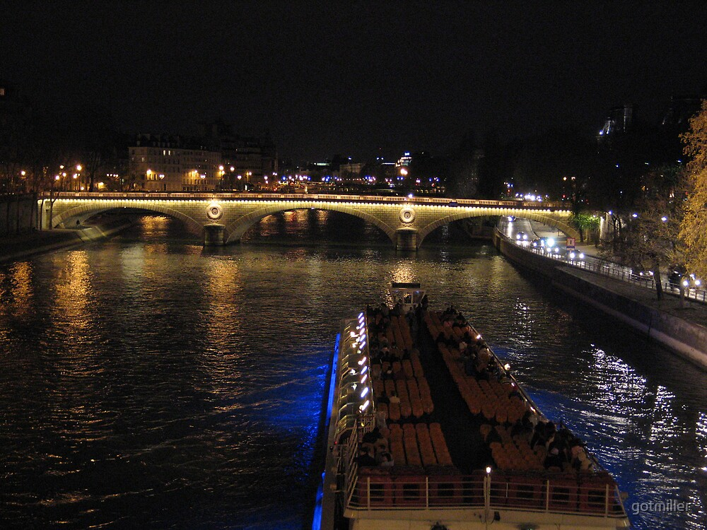 Paris Night by gotmiller