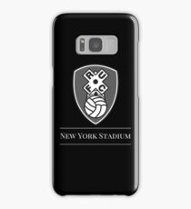 Black & White Football - Rotherham United Samsung Galaxy Case/Skin
