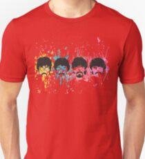 Watercolor Sgt. Pepper's Design Unisex T-Shirt
