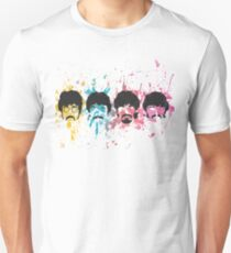 Watercolor Sgt. Pepper's Design T-Shirt