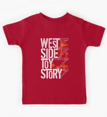 West Side Toy Story Kids Clothes