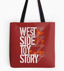 West Side Toy Story Tote Bag