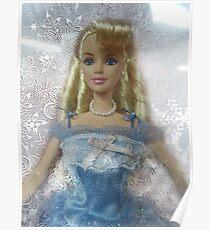 vintage Barbie Poster