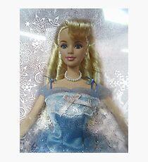vintage Barbie Photographic Print