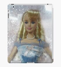vintage Barbie iPad Case/Skin