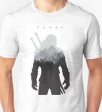 The Witcher 3 - Geralt of Rivia (Signs) Unisex T-Shirt