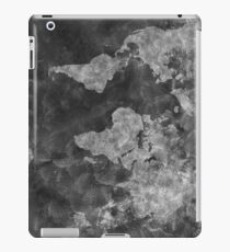 world map 55 iPad Case/Skin