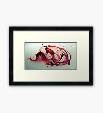 Accidental Elephant 1 Framed Print