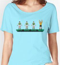 Hibees GGTTH subbuteo  Women's Relaxed Fit T-Shirt