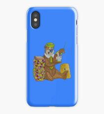 Larger Than the Average Dab iPhone Case/Skin