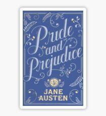 Pride and Prejudice Sticker