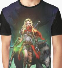 Dragon Fin Soup Cover Art Graphic T-Shirt