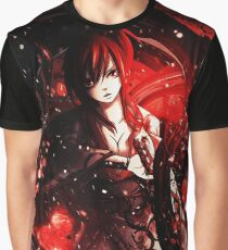 Erza Scarlet Graphic T-Shirt