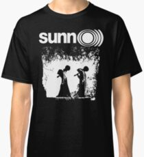 Sunn O))) Doom Black Metal Shirt Camiseta Classic T-Shirt