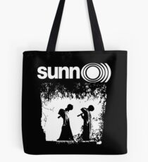 Sunn O))) Doom Black Metal Shirt Camiseta Tote Bag
