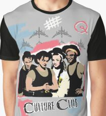 Unofficial Culture Club Graphic T-Shirt