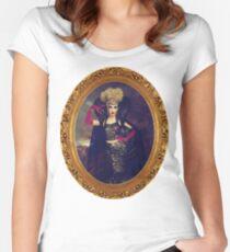 Queen Alaska Thunderfuck Women's Fitted Scoop T-Shirt