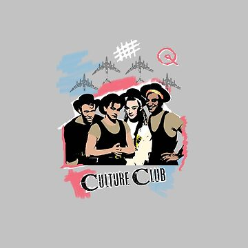 Unofficial Culture Club by cyberchameleon