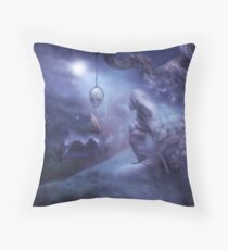 The Lost Souls Throw Pillow