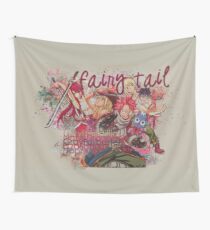 Fairy tail Wall Tapestry