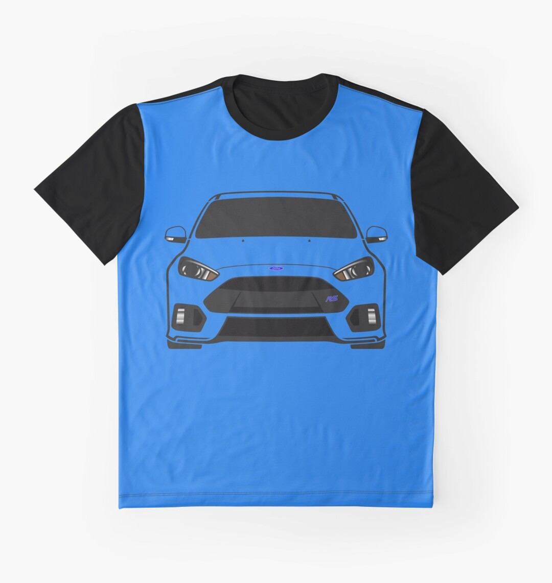 Ford focus rs graphic t shirts
