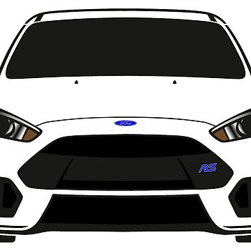 Ford Focus RS by Alienxpres51
