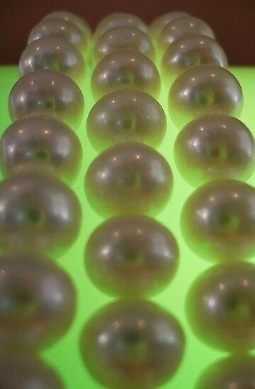 Pearly Eyes by Elizabeth Burton