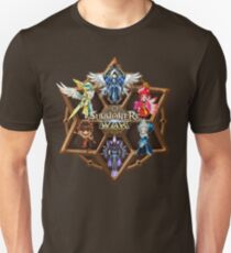 Monster Runes Unisex T-Shirt