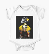 LE TOUR DE FRANCE: Bicycle Racing Print Kids Clothes