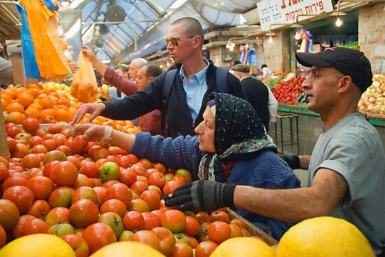 "Selection! - ""Machaneh Yehuda"" market,  Jerusalem, Israel by Eyal Nahmias"