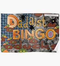 Dadaist Bingo Ducks Poster
