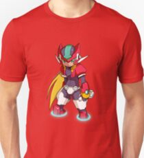 Mega Man - Model ZX Unisex T-Shirt