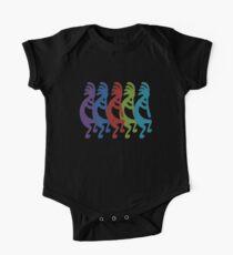 Kokopelli The Fertility Deity Kids Clothes